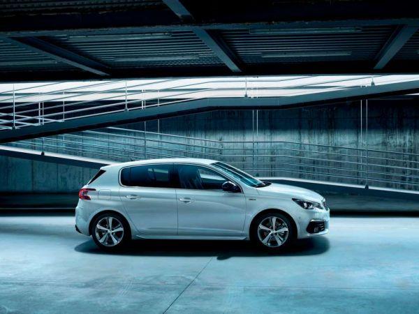 Peugeot 308 5P Active Pack BlueHDi 100 S&S nuevo Málaga