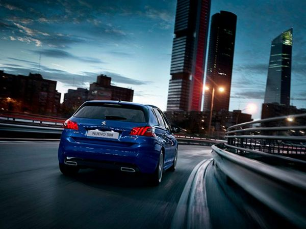 Peugeot 308 5p Active Pack BlueHDi 130 S&S nuevo Málaga