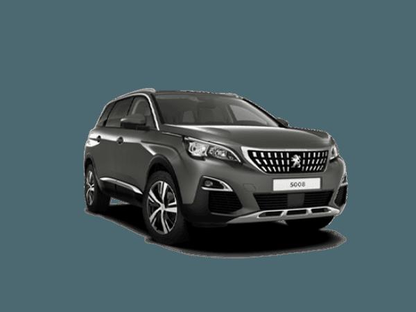 Peugeot 5008 GT Line 1.6 PureTech 132kW (180CV) EAT8 nuevo Málaga