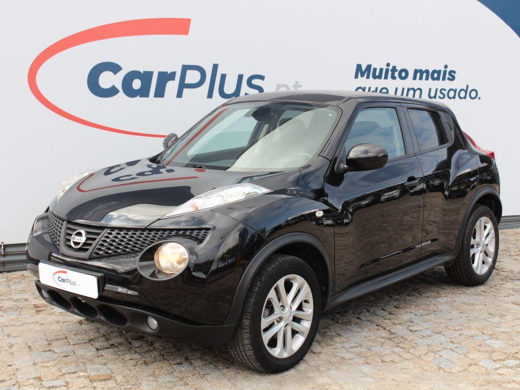Nissan JUKE 1.5DCI TEKNPREMIUM segunda mão Porto