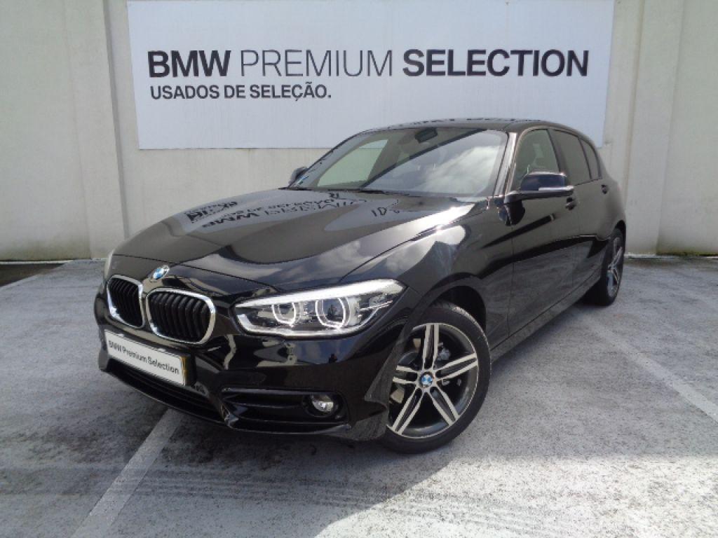 BMW Serie 1 116d Line Sport segunda mão Porto