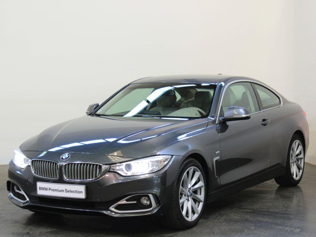 BMW Serie 4 420d segunda mão Porto