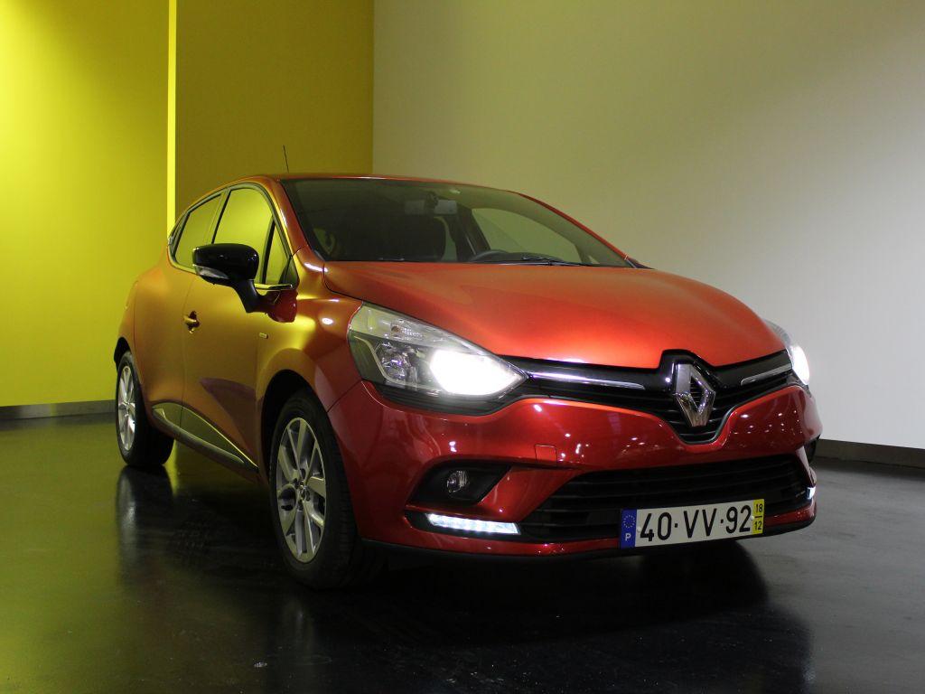 Renault Clio 1.5 dCi 90 Limited segunda mão Porto