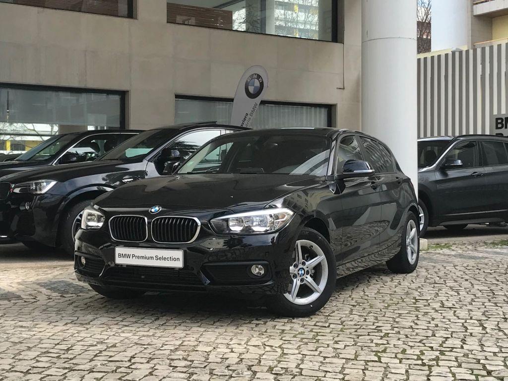 BMW Serie 1 116d Advantage PDC segunda mão Lisboa