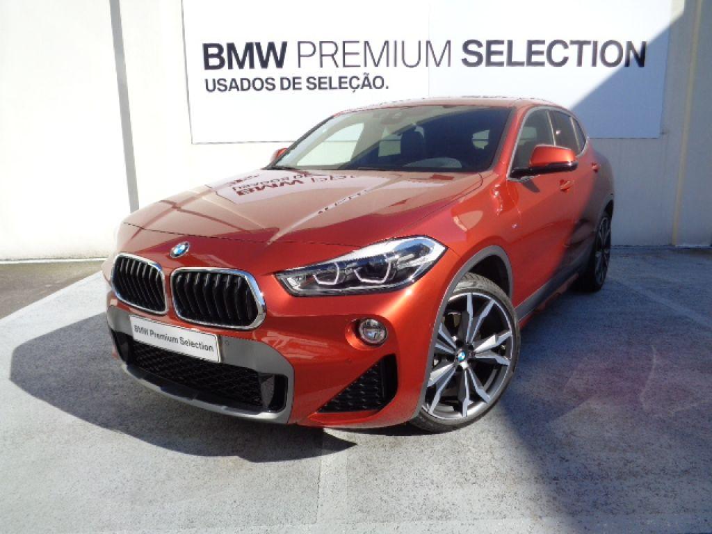 BMW X2 xDrive20d Auto segunda mão Porto
