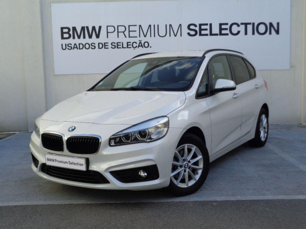 BMW Serie 2 Active Tourer 216d Advantage segunda mão Porto