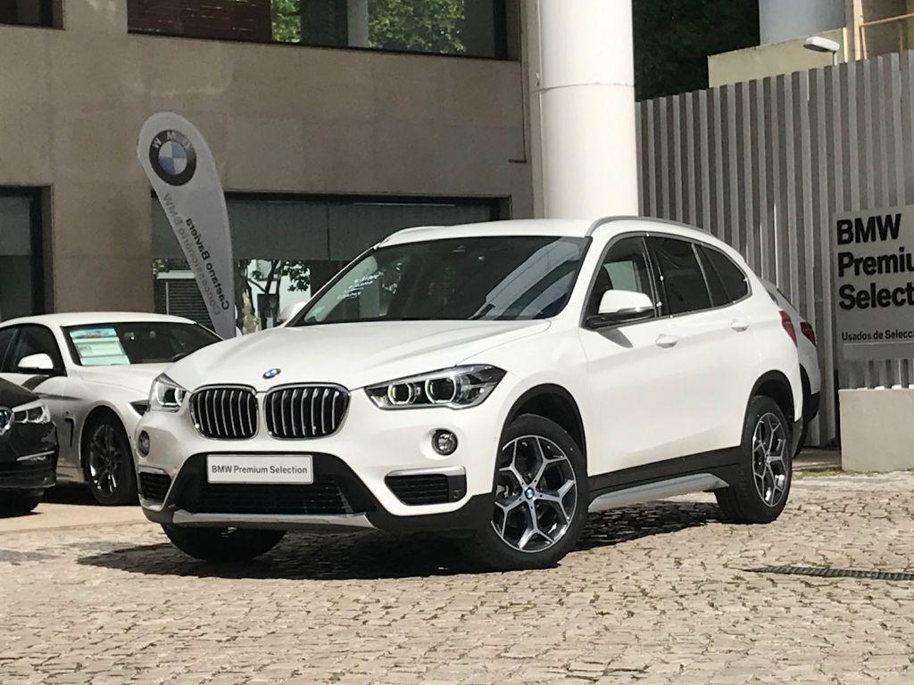 BMW X1 X1 sDrive16d X-Line segunda mão Lisboa