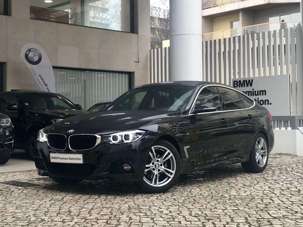 BMW Serie 3 320d Gran Turismo Auto Pack M segunda mão Lisboa