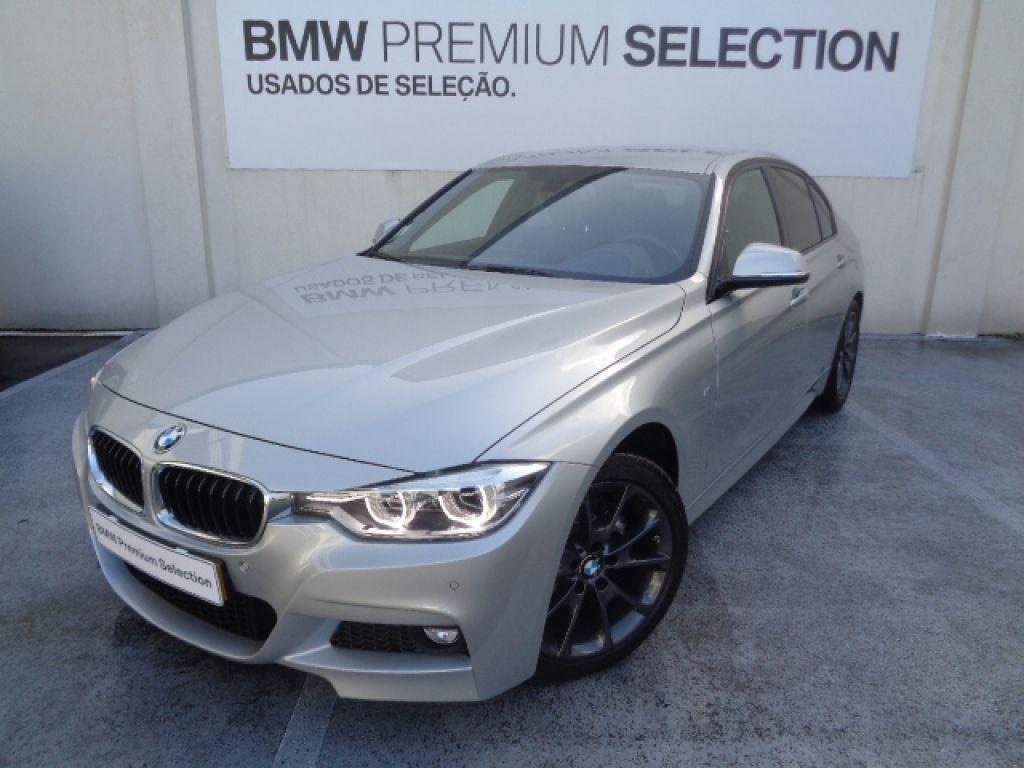 BMW Serie 3 318d Pack M segunda mão Porto