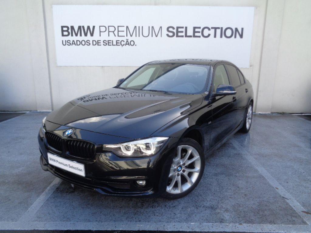 BMW Serie 3 318d Auto Sport Line segunda mão Porto