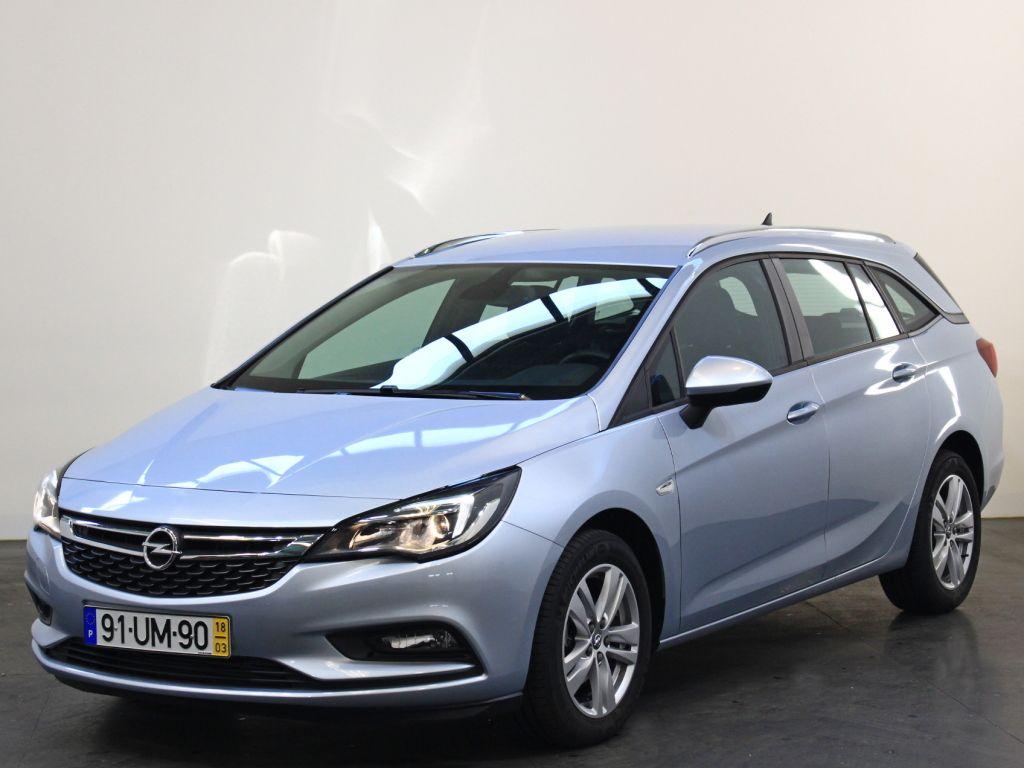 Opel Astra 1.6 Turbo D 110cv S/Edition ST segunda mão Porto