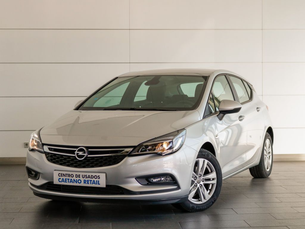 Opel Astra 1.6 Turbo D 110cv S/Edition usada Setúbal