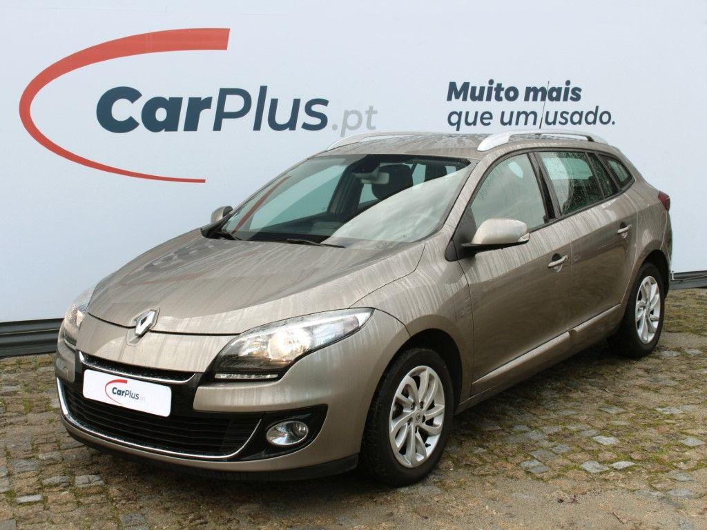 Renault Megane 1.5dCi 110c SFAP ECO2 Energy Dynamique segunda mão Porto