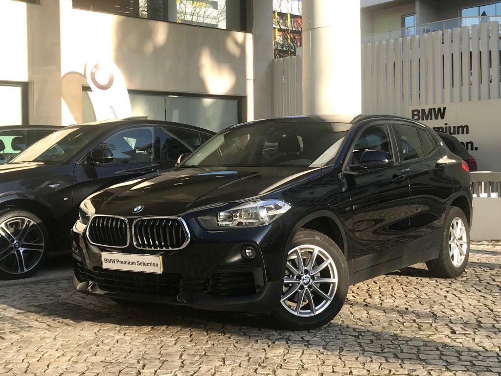 BMW X2 sDrive16d Auto segunda mão Lisboa