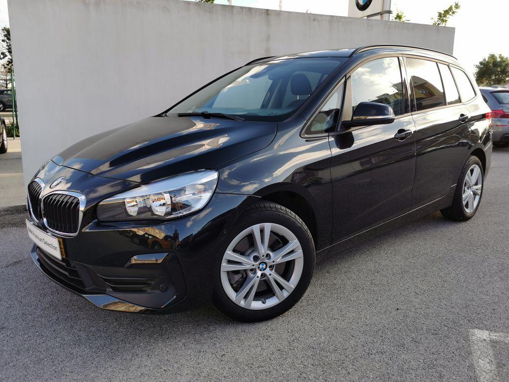 BMW Serie 2 Gran Tourer 218d GranTourer Advantage Auto 7 Lug segunda mão Lisboa