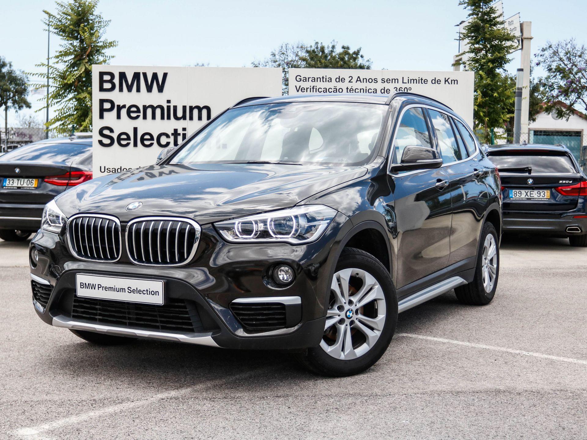 BMW X1 sDrive16d X-Line segunda mão Lisboa
