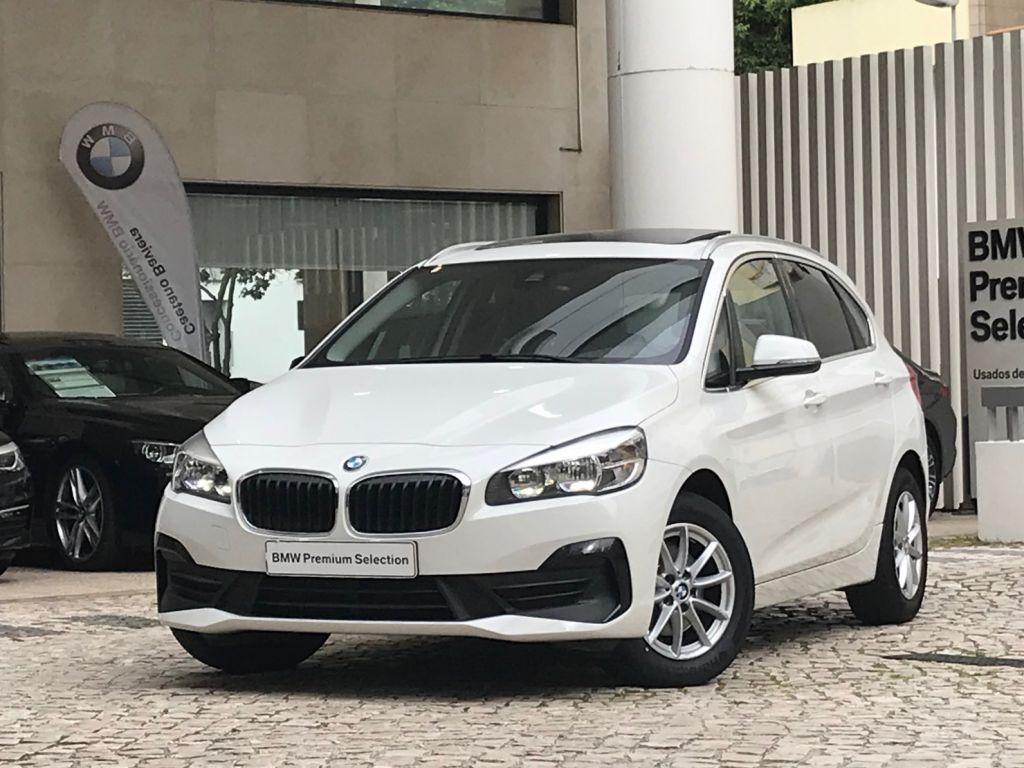 BMW Serie 2 Active Tourer 216d segunda mão Lisboa