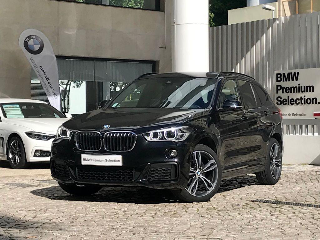 BMW X1 sDrive16d PACK M segunda mão Lisboa