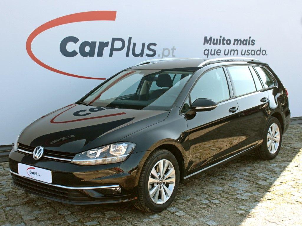 Volkswagen Golf 1.6 TDI 115cv Confortline Variant segunda mão Porto