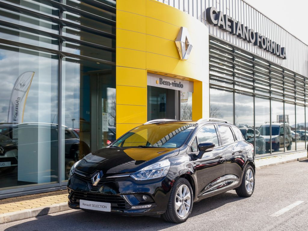 Renault Clio 1.5 dCi Energy 90 Limited Edition usada Setúbal