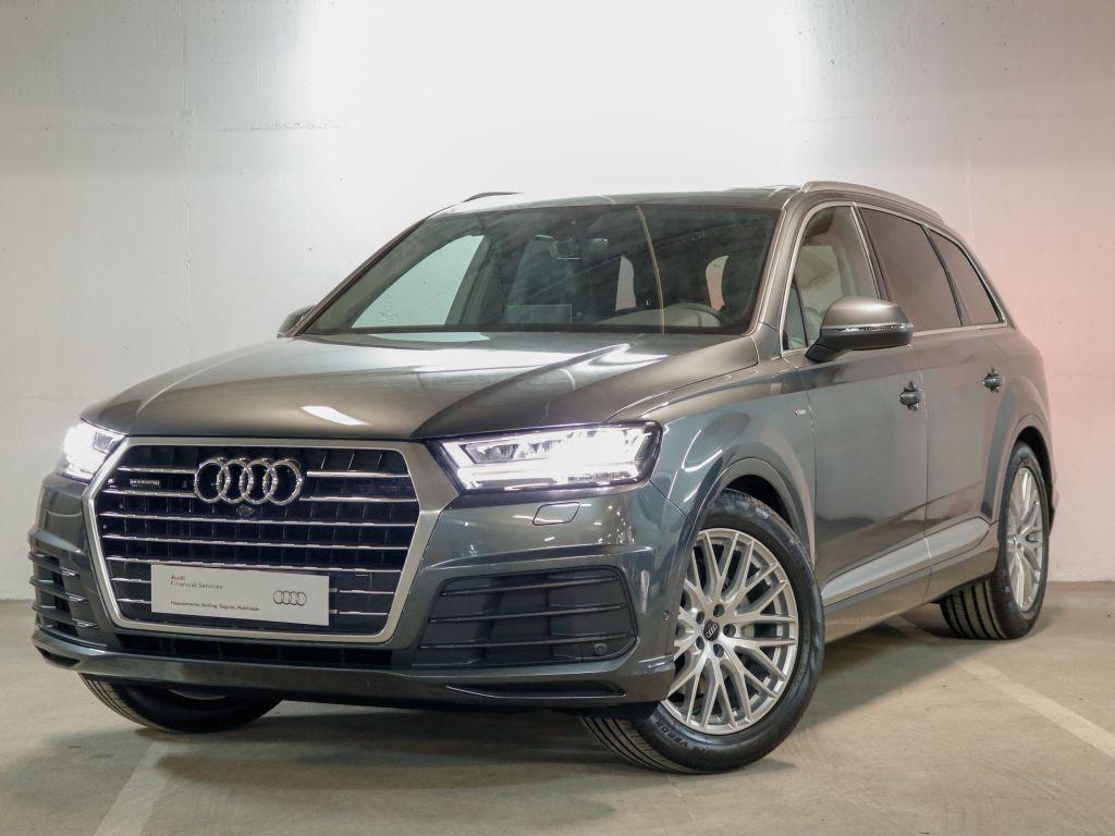 Audi Q7 3.0 V6 TDI 272cv quattro tiptronic segunda mão Lisboa