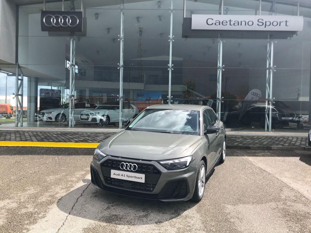 Audi A1 1.0 30 TFSI Sportback segunda mão Aveiro