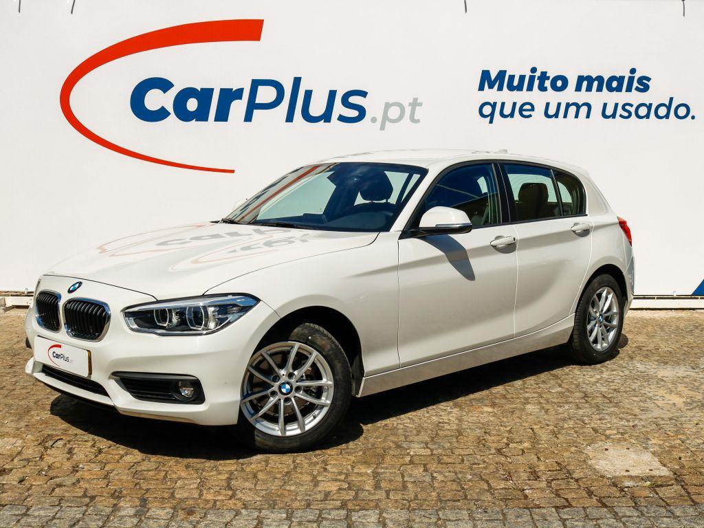 BMW Serie 1 116d Advantage GPS+ Full Led segunda mão Lisboa