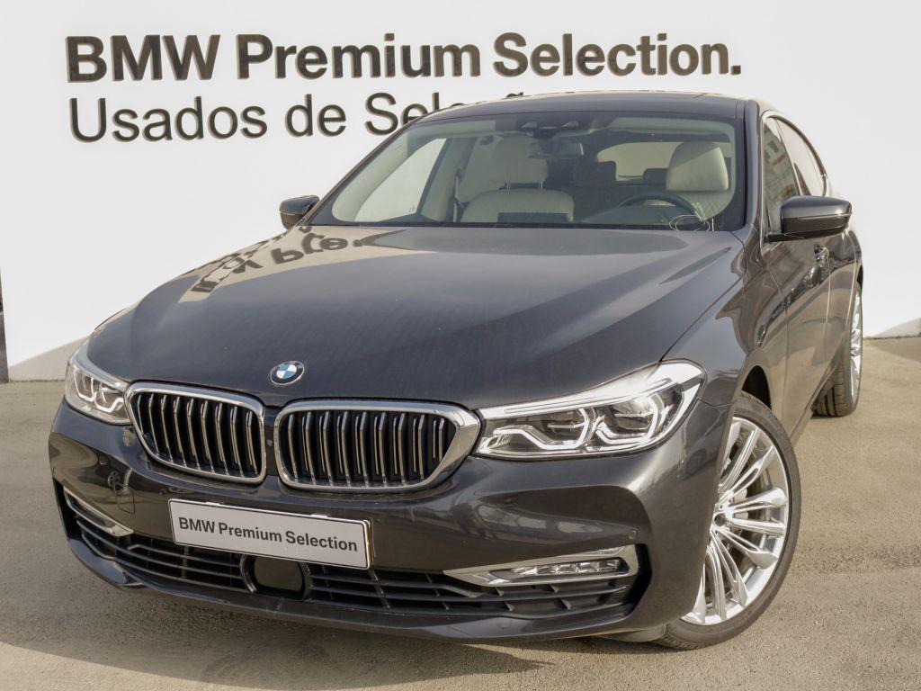 BMW Serie 6 630d Gran Turismo Auto segunda mão Lisboa