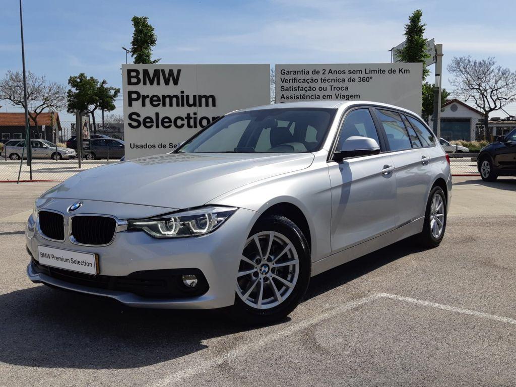 BMW Serie 3 316d segunda mão Lisboa