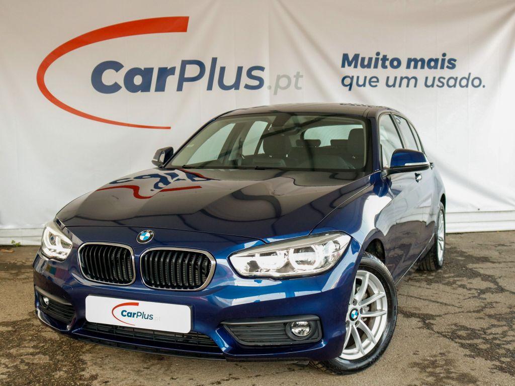 BMW Serie 1 116d Advantage GPS+ Full Lead segunda mão Lisboa