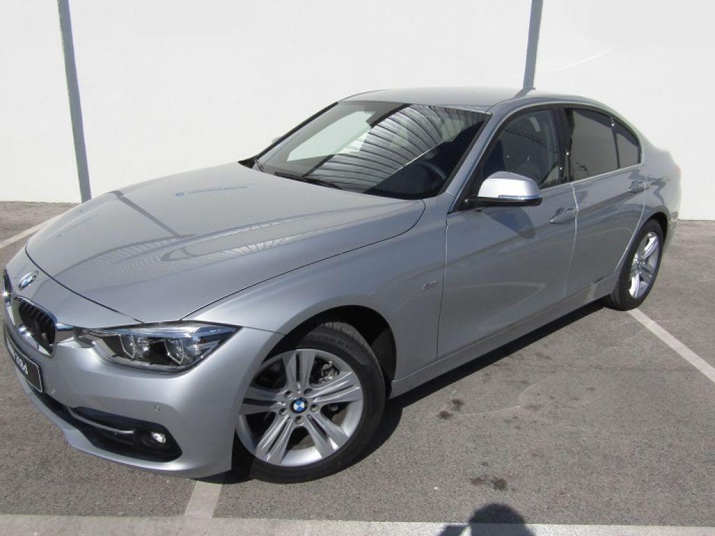 BMW Serie 3 318d segunda mão Faro