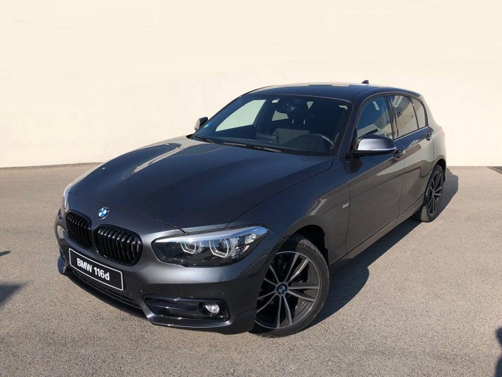 BMW Serie 1 116d Auto segunda mão Faro