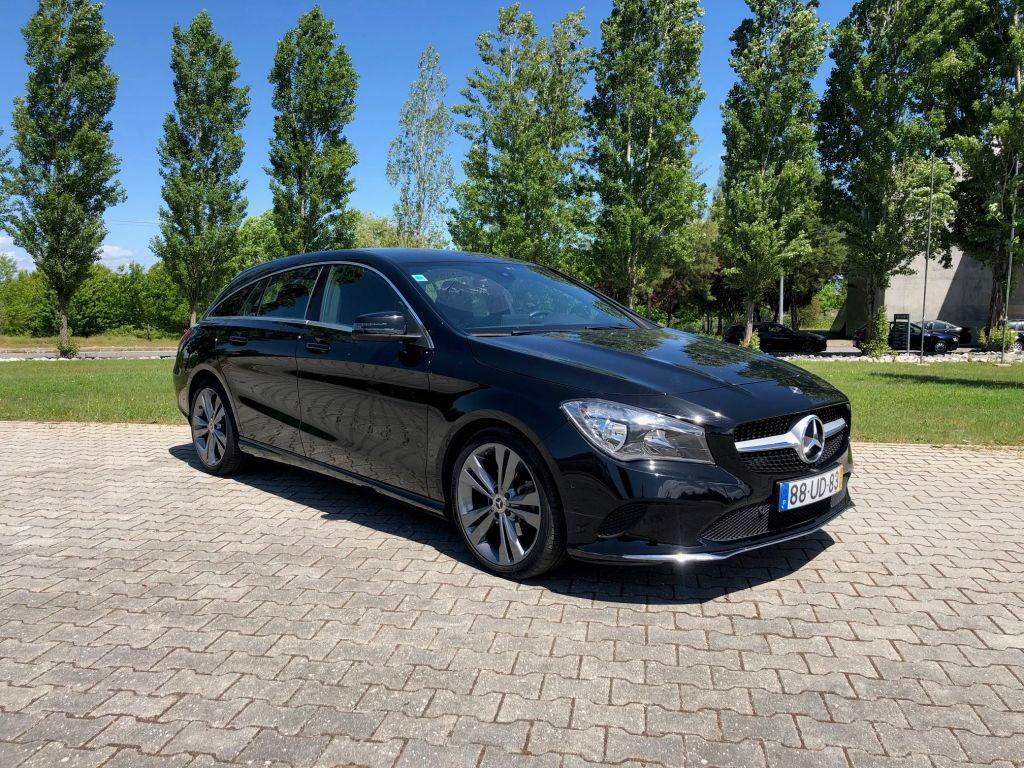 Mercedes Benz Classe CLA 180d Shooting Brake segunda mão Castelo Branco