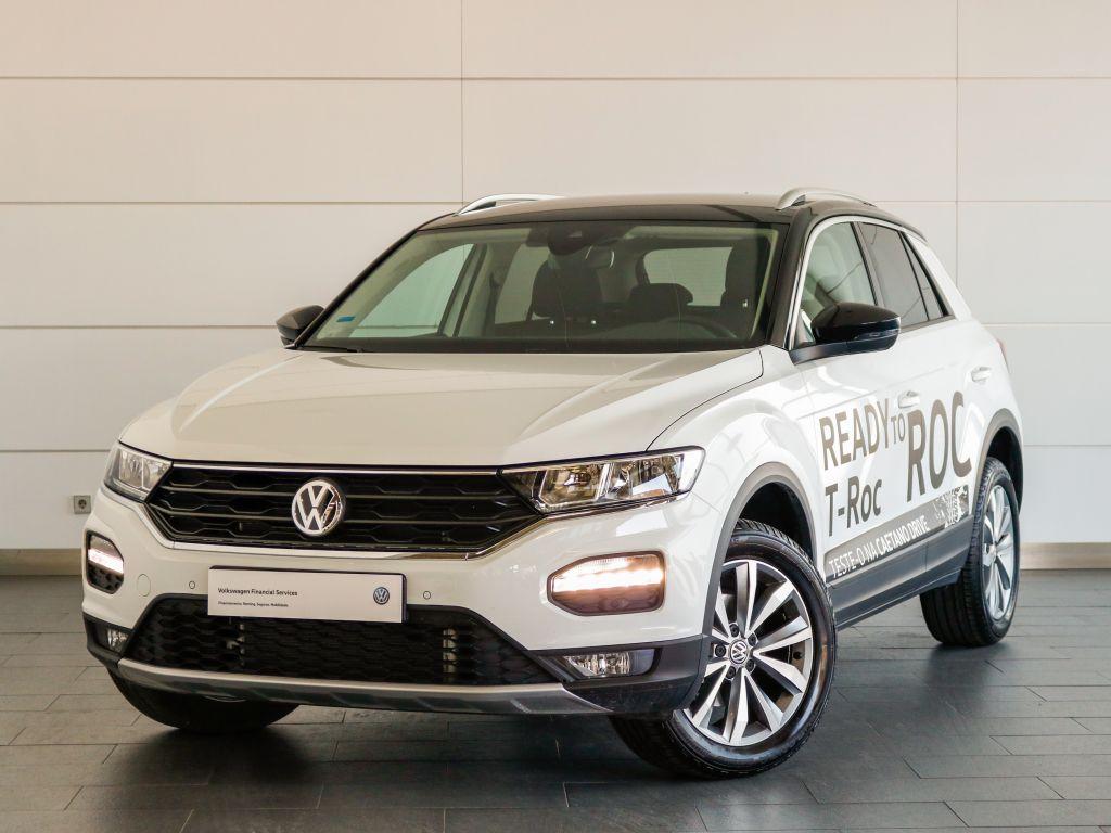 Volkswagen T-Roc 1.6 TDI 115cv Style segunda mão Setúbal