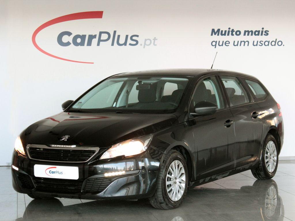 Peugeot 308 SW Access 1.6 BlueHDi 100 cv CVM5 segunda mão Braga