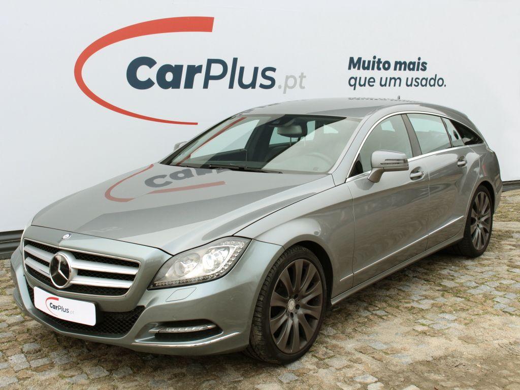 Mercedes Benz Classe CLS 250 CDI BShooting Brake segunda mão Porto