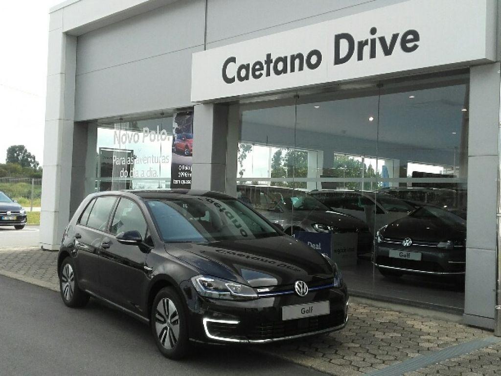 Volkswagen Golf e-Golf rápida DC usada Aveiro