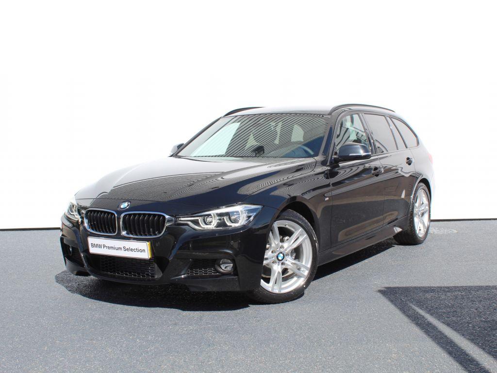 BMW Serie 3 318d Touring Auto Pack M segunda mão Aveiro