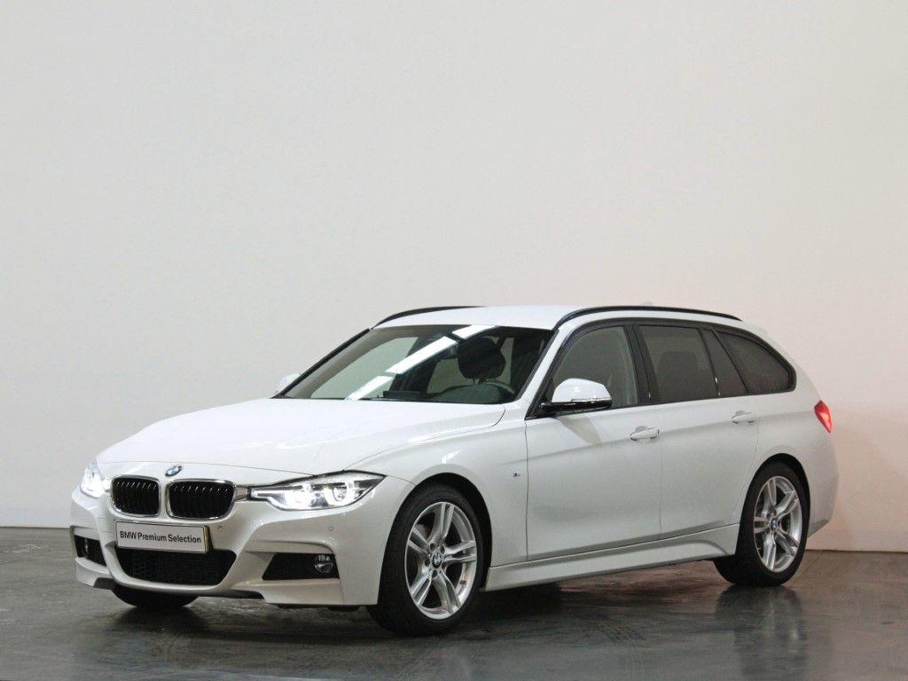 BMW Serie 3 318d Auto usada Aveiro