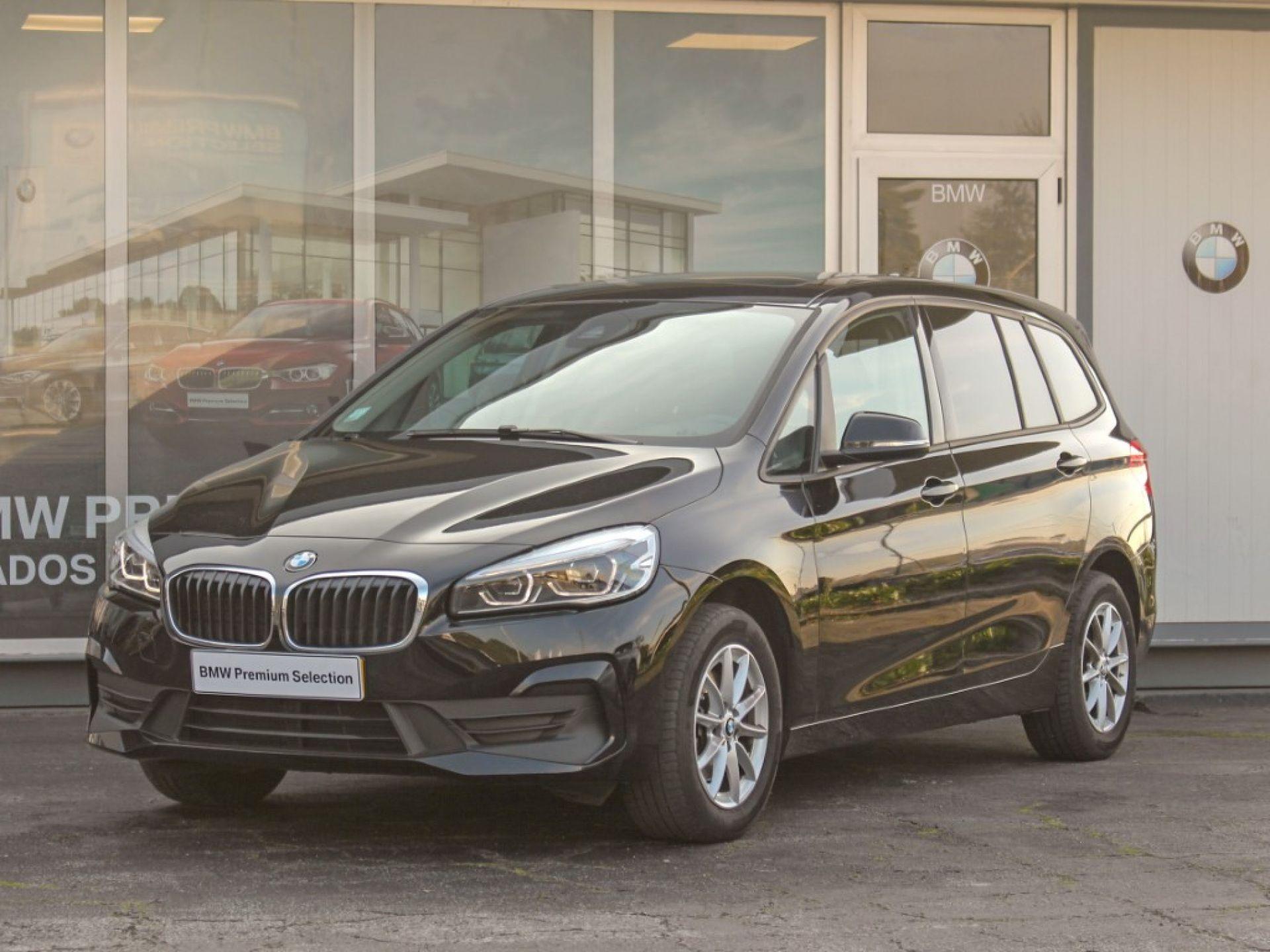 BMW Serie 2 Gran Tourer 216d Auto segunda mão Porto