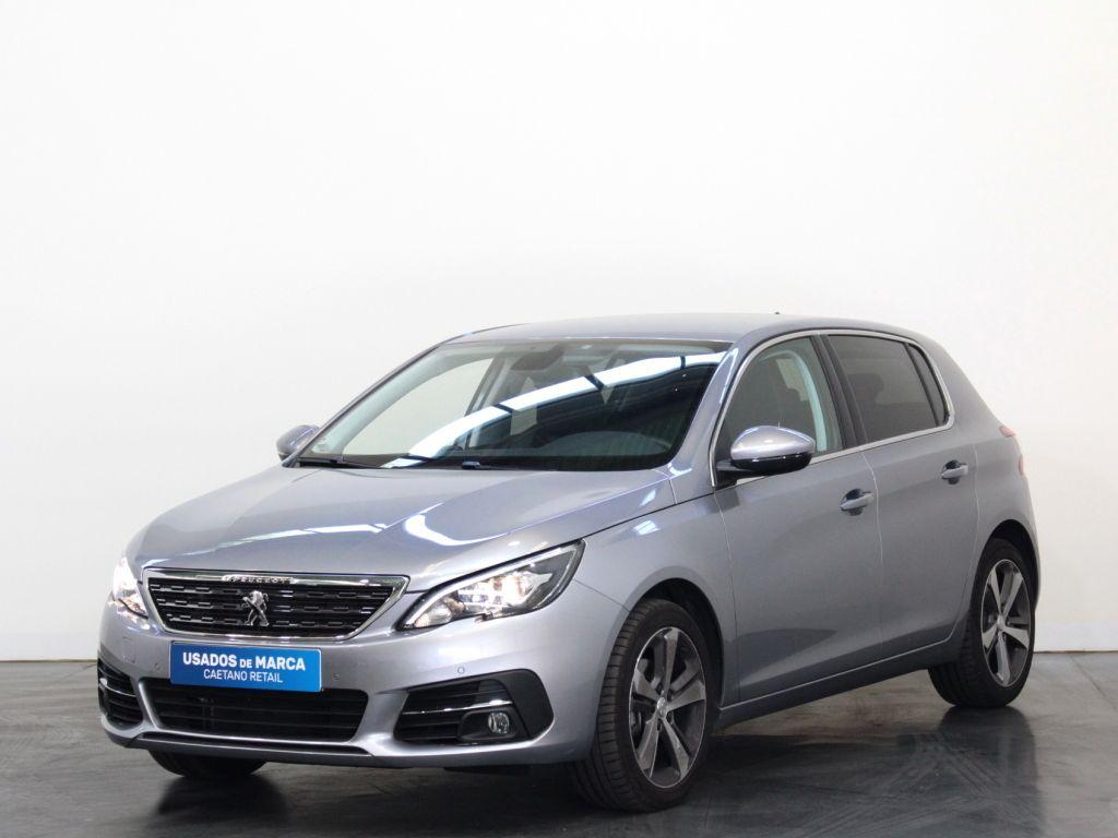 Peugeot 308 1.5 BlueHDi 130cv Allure segunda mão Porto