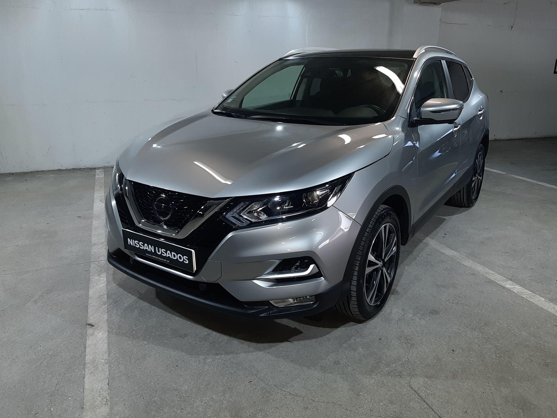 Nissan Qashqai dCi 81 kW (110 CV) E6D N-CONNECTA segunda mão Lisboa