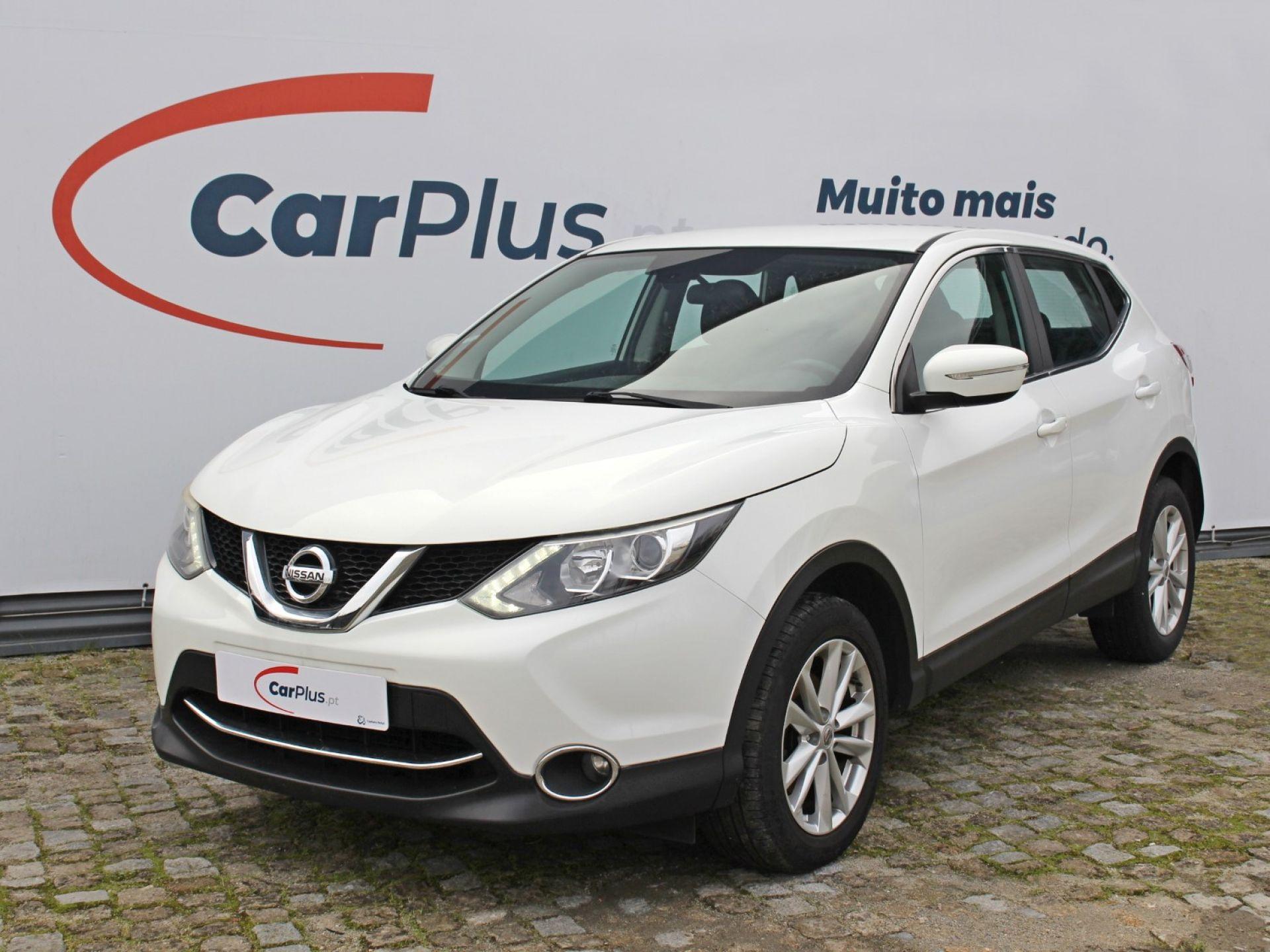 Nissan Qashqai 1.5 dCi Acenta segunda mão Porto
