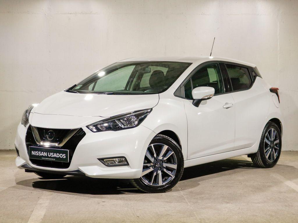 Nissan Micra 0.9 IG-T 66 kW (90 CV) S&ACENTA usada Lisboa