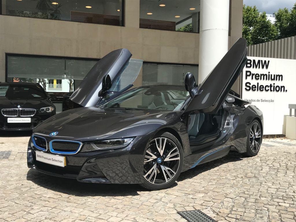BMW i8 1.5 Híbrido Roadster segunda mão Lisboa