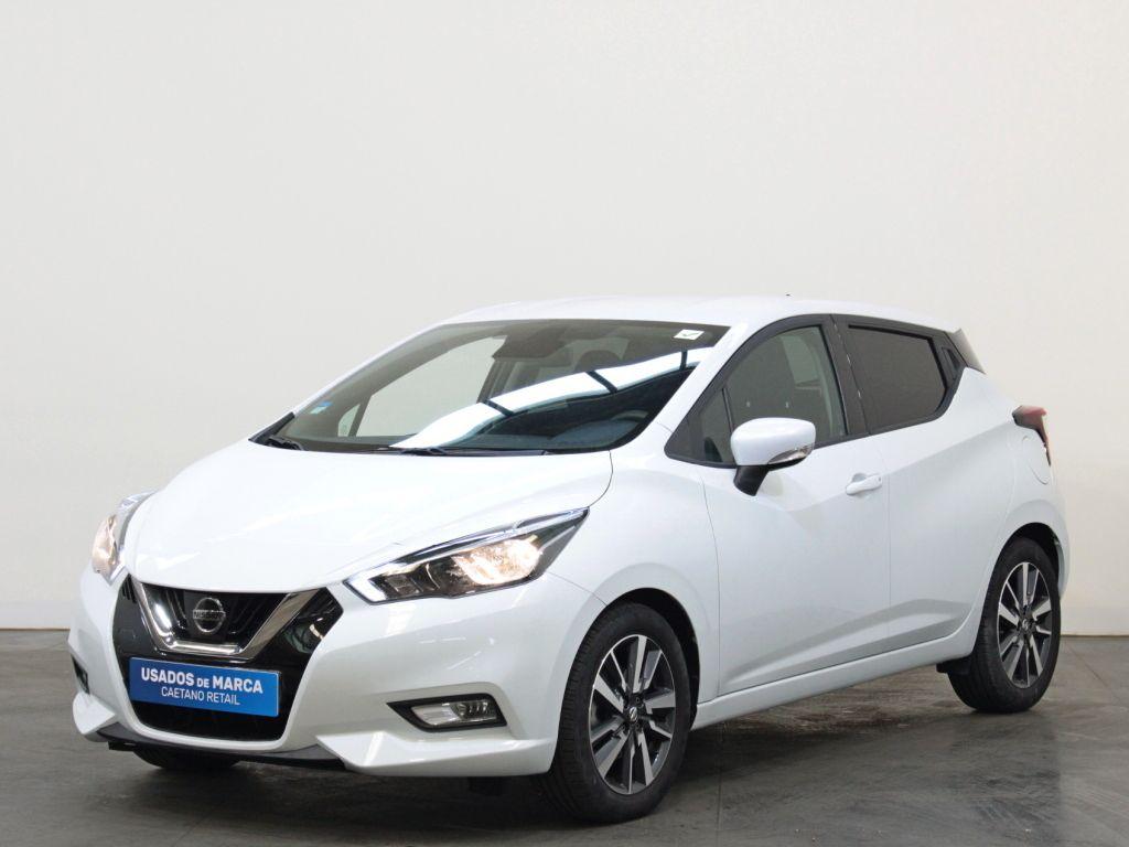 Nissan Micra 0.9 IG-T 66 kW (90 CV) S&TEKNA segunda mão Porto