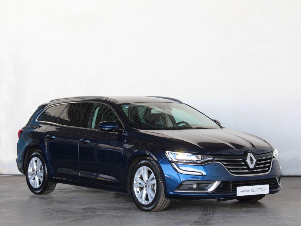 Renault Talisman 1.6 dCi 130cv Energy Intens Sport Tourer segunda mão Porto