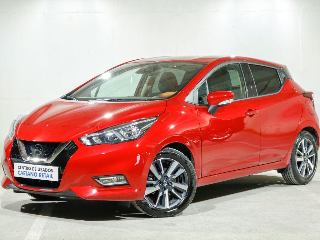 Nissan Micra 1.5 dci 90CS&ACENTN5P segunda mão Lisboa