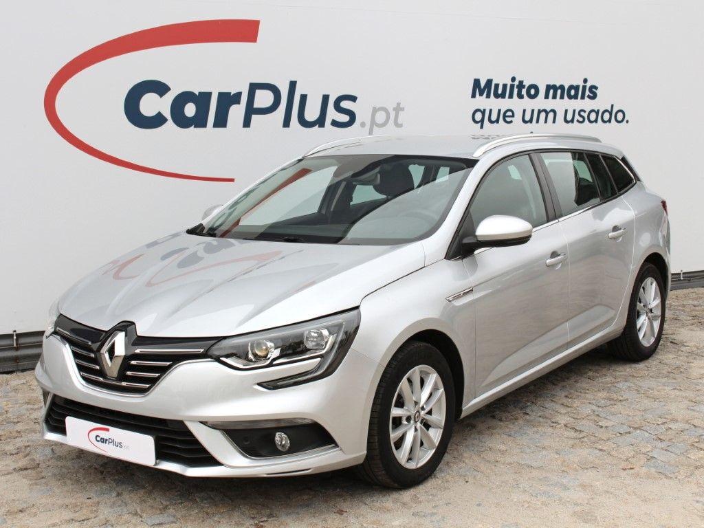 Renault Megane ST 1.5 dCi 110cv Energy Intens segunda mão Porto