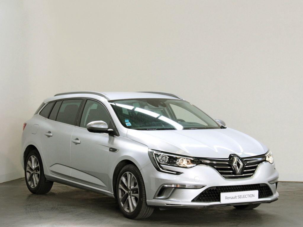 Renault Megane ST 1.5 dCi 110cv Energy GT Line segunda mão Porto
